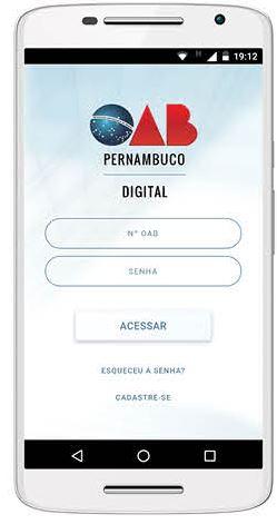 OAB aplicativo