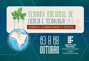 semana ciencia e tecnologia if sertão-pe rural