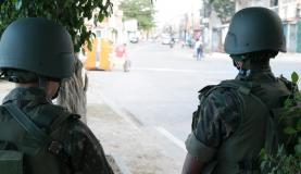 exército eleições