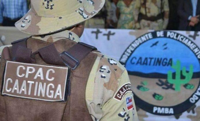 Cipe-Caatinga terá novo comandante   Blog do Carlos Britto