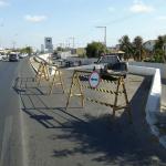 mudança nas rampas de acesso à Avenida Santos Dumont (2)
