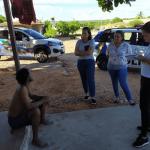 petrolandia pessoas situação de rua Coronavirus