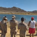 Jovem morre afogado ao nadar em barragem da Transposição em Salgueiro